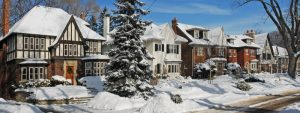 selling your property in the winter